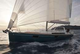 Cap vers Corfou à bord du voilier Océanis 48