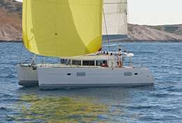 Catamaran Lagoon 400 - Martinique