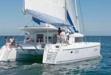 Catamaran Lagoon 421 - Toscane