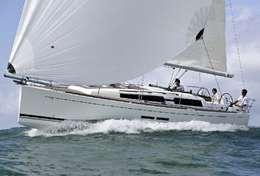 Voilier Dufour 375 - Côte d'Azur