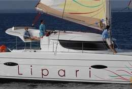 Catamaran Lipari 41 - Le Marin