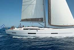 Voilier Dufour 560 GL - Ibiza