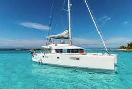Catamaran Lagoon 52 - Iles Vierges Britanniques