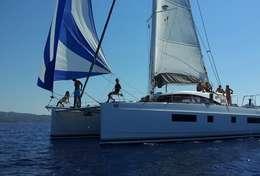 Catamaran Nautitech 542