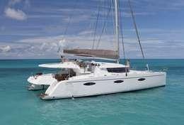 Catamaran Sanya 57 avec équipage