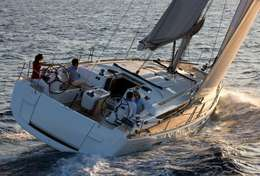 Voilier Sun Odyssey 509 - Ibiza
