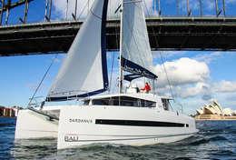 Catamaran Bali 4.3 en Grèce
