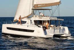 Catamaran Bali 4.8 en Corse