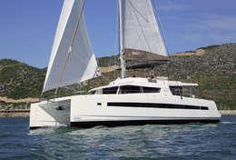 Catamaran Bali 5.4 croisière à la cabine Martinique
