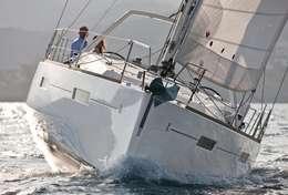 Voilier Océanis 41 - Antilles