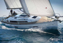 Bavaria 37 Cruiser en navigation