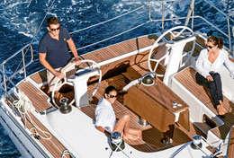 Navigation voilier Bavaria 46