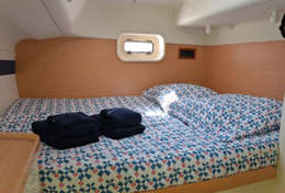 Cabine double couchage
