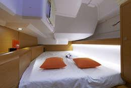 Cabine du voilier Sun Odyssey 469