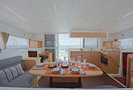 Carré catamaran Lagoon 421