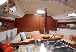 Carré voilier Océanis 37