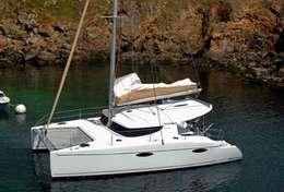 Catamaran Mahé 36 - Les Seychelles