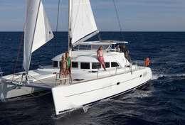 Cap vers les Grenadines à bord du Lagoon 380