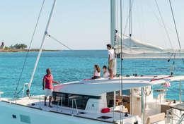Lagoon 39 en navigation Croatie