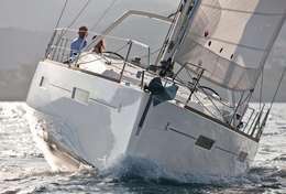 Balade à la voile en Corse