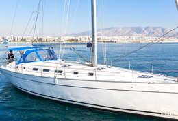 Voilier Cyclades 50.5 en Grèce