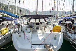 Voilier Cyclades 50.5 à la marina Dubrovnik