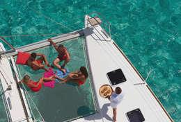 Croisière catamaran à la cabine aux Grenadines
