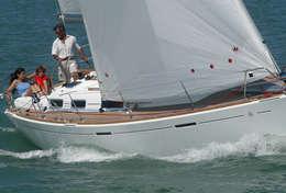 Voilier Dufour 365 à louer à La Trinité/Mer