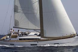 Location voilier Dufour 460 à Quiberon