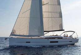 Dufour 520 GL en navigation