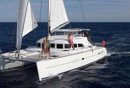 Croisière  en Croatie à bord du catamaran Lagoon 380