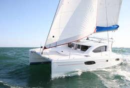 Catamaran Léopard 384