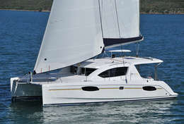 Catamaran Léopard 384 à louer