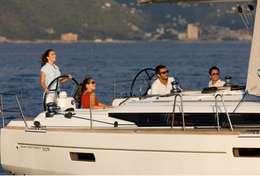 Voilier Sun Odyssey 509 - Antilles