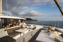 Trampoline catamaran Bali 4.0