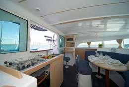 Catamaran Lagoon 380 pour 6 personnes