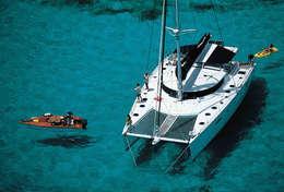 Croisière cabine en catamaran en Indonésie