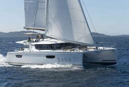 Navigation dans les Cyclades Saba 50