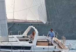 Promenade en voilier en Corse