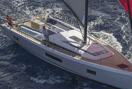 Océanis 51.1 navigation