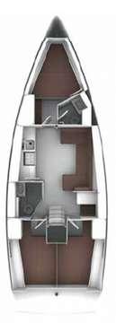 Plan Bavaria 41 Cruiser