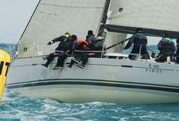 Voilier First 45 - Lorient