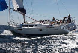 Sun Odyssey 44i en Toscane