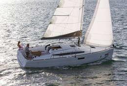 Balade en bateau Sun Odyssey 349