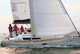 Navigation à bord du voilier Sun Odyssée 36i