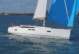Cap vers Praslin à bord du Sun Odyssey 469