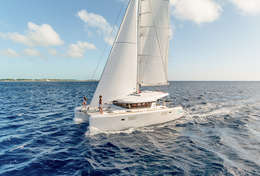 Louer catamaran en Grèce