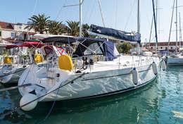 Voilier Cyclades 50.5 marina Trogir