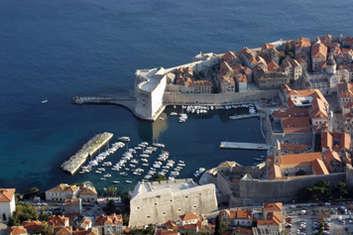 Croisière en voilier à la marina ACI Dubrovnik