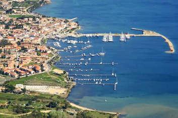 marina Cannigione en Sardaigne